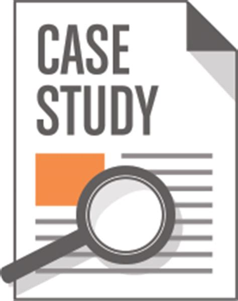 Sample case study assignment